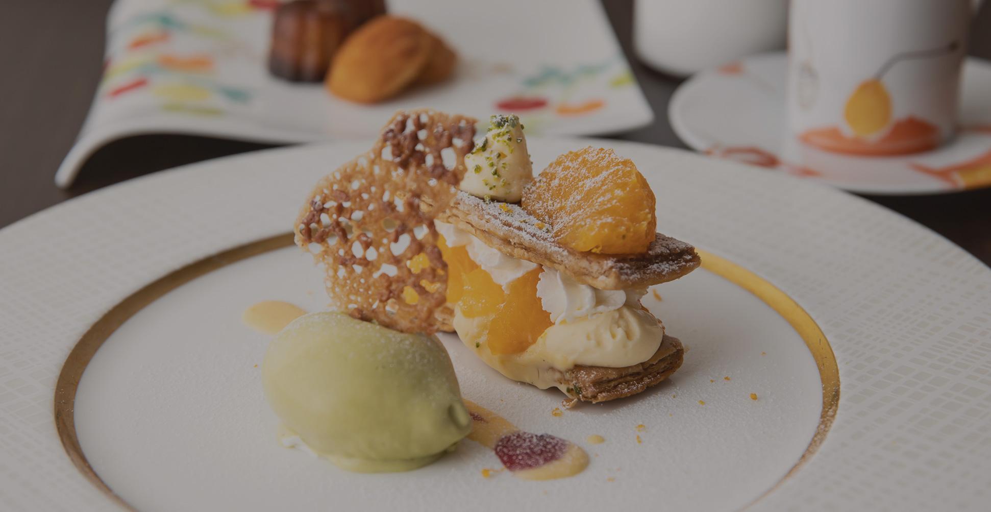 旬な野菜が食べられるフレンチレストラン Le Potager ル・ポタジェ
