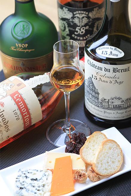 ル・ポタジェのアルコール